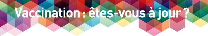 Vaccination Calendrier 2019.Semaine Europeenne De La Vaccination